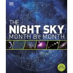 Dorling Kindersley Książka The Night Sky Month by Month
