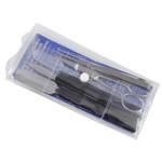 Omegon Taux de préparation, 8-teilg dans une mise en oeuvre inoxydable dans la gaine de matière plastique