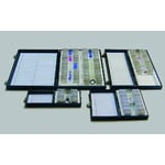 Windaus Cassetta modello standard per 25 preparati