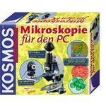 Kosmos Verlag Microscopio Microscopia per il PC