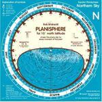 TS Optics Doppelte Sternkarte Planisphere