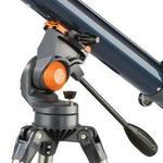 Montierung mit Teleskopbefestigung