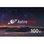 Astroshop voucher at a Value of 25 €