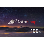 Astroshop voucher at a Value of 500 €