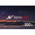Vale de compras Astroshop no valor de 100 Euros