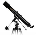 Omegon Teleskop AC 90/1000 EQ-2 (Neuwertig)
