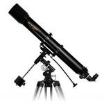 Omegon Teleskop AC 90/1000 EQ-2 (Fast neuwertig)