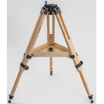 Berlebach Wooden tripod model 1072 with file plate