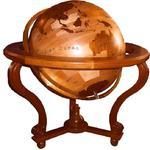 Personal Globes Globo terráqueo, personalizado, de diseño clásico