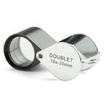 Euromex Aplanatische Lupe 10x, Ø 20mm