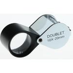 Euromex Lupa aplanético, PB.5036, 10x, diámtetro de 20mm