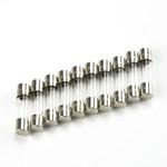 Euromex Micro fuses F 1 Ampère, 10 pieces
