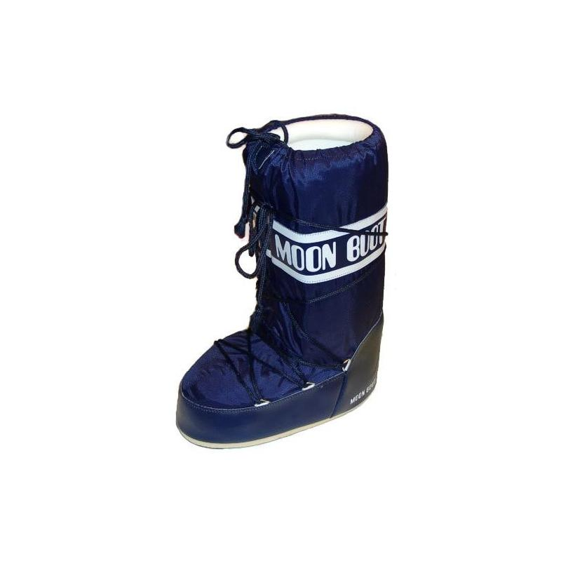best loved 03903 4e317 Moon Boot Original Moonboots ® Śniegowce kolor niebieski ...