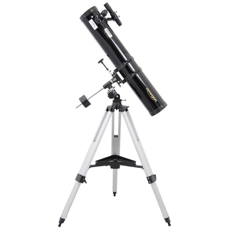 omegon telescope set n 114 900 114 eq 1. Black Bedroom Furniture Sets. Home Design Ideas