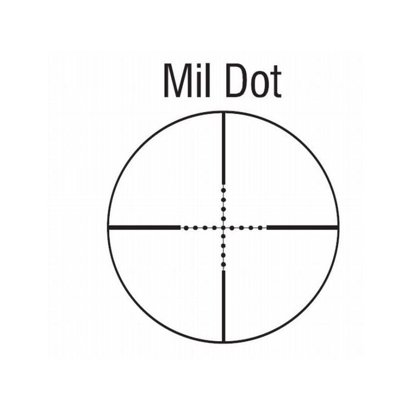 nikko stirling mil dot instructions