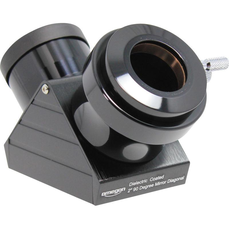 Omegon renvoi coud miroir 50 8 mm r flectivit 99 for Miroir 50 mm
