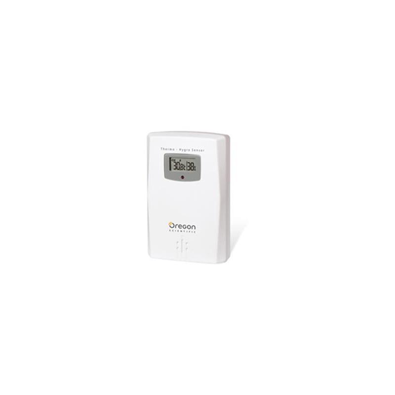 oregon scientific thermo sensor manual