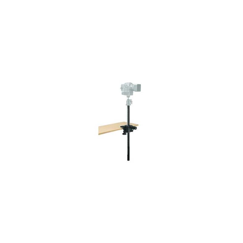 manfrotto 131tc colonne manivelle avec serre joint de table. Black Bedroom Furniture Sets. Home Design Ideas