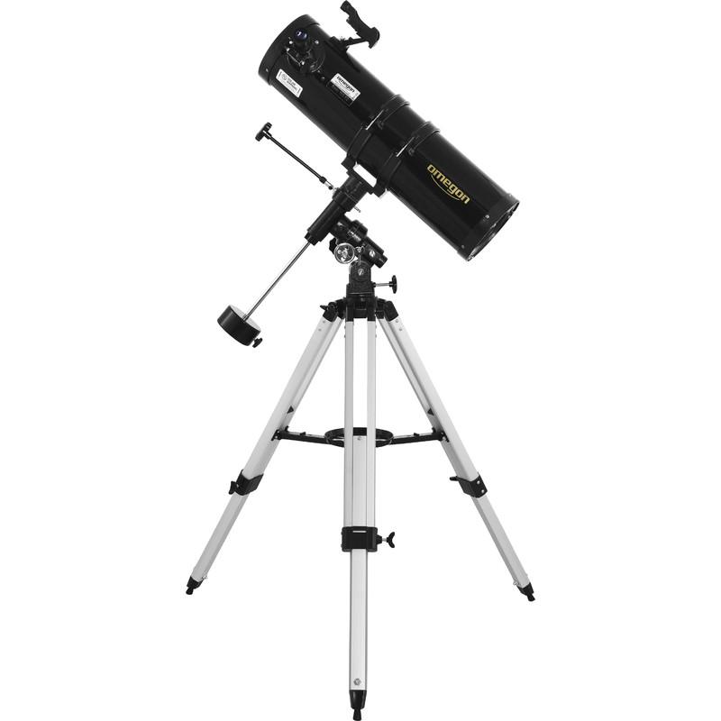 omegon teleskop n 150 750 eq 3. Black Bedroom Furniture Sets. Home Design Ideas
