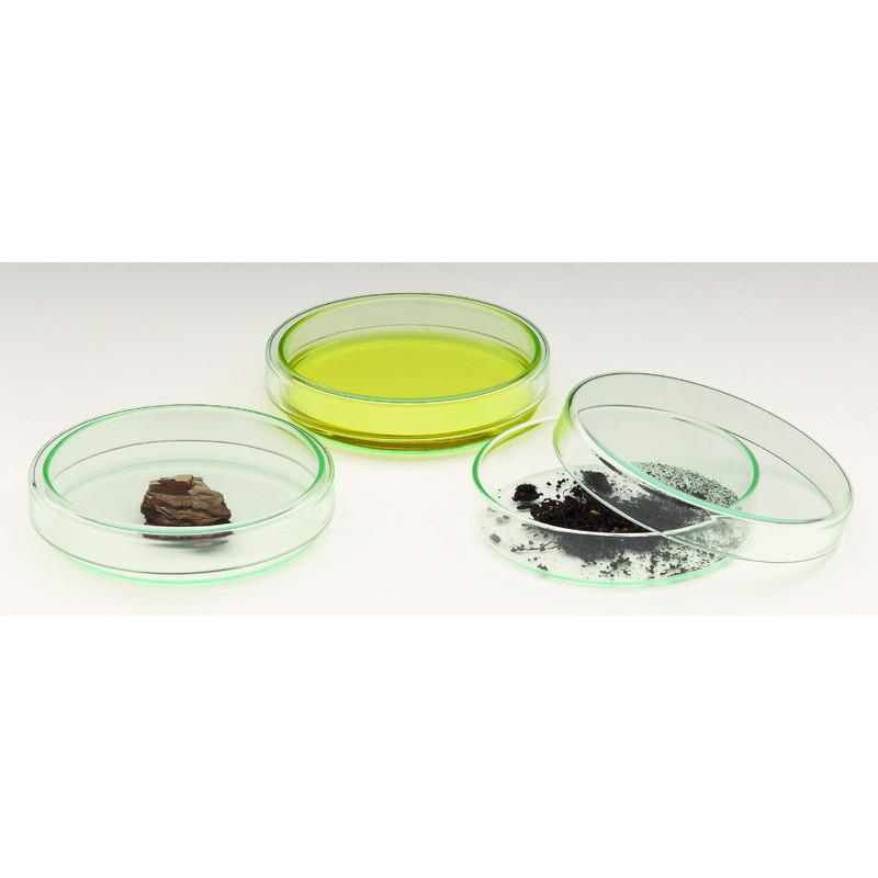 windaus petrischale 100 mm glas mit deckel. Black Bedroom Furniture Sets. Home Design Ideas