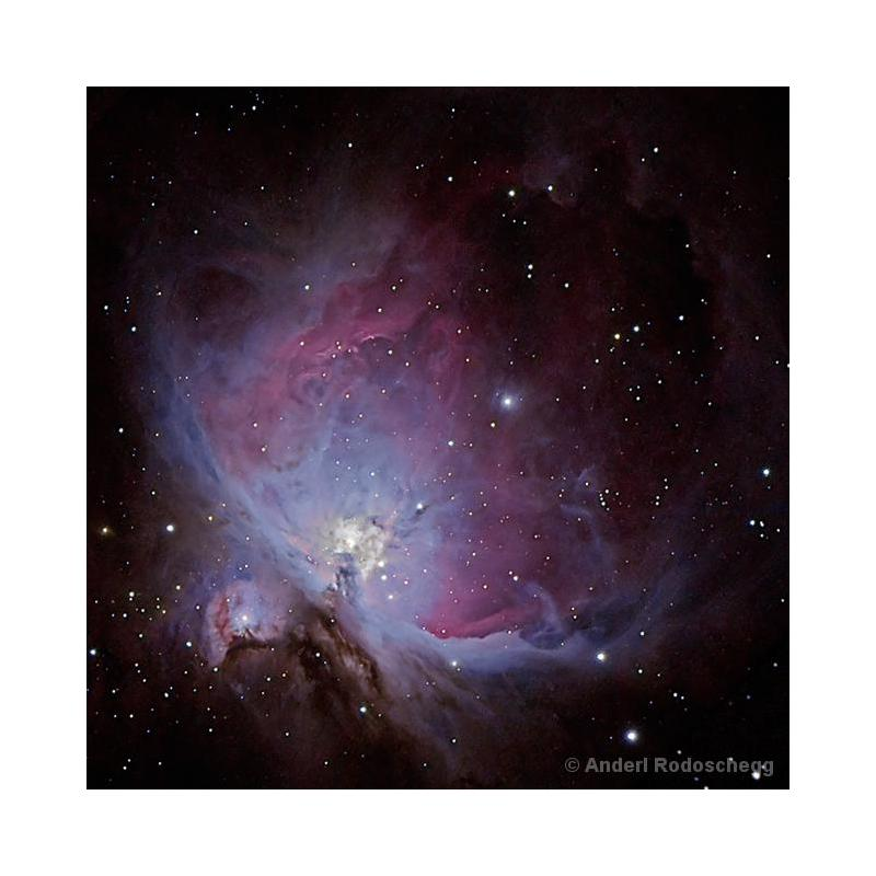 Omegon teleskop pro apo ap 150 1000 ed triplet carbon ota for 1000 150