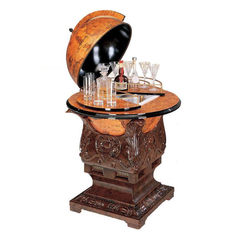 Zoffoli Bar globe Art 7114 mit Kühlschrank