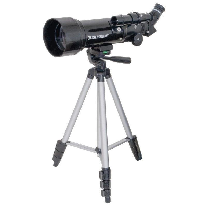 Celestron TravelScope 70 Refraktor 70//400 Sonnensystem Edition mit ASSF 80 Baader Planetarium Solar Filter extra Celestron Okular 4mm mit viel Zubeh/ör