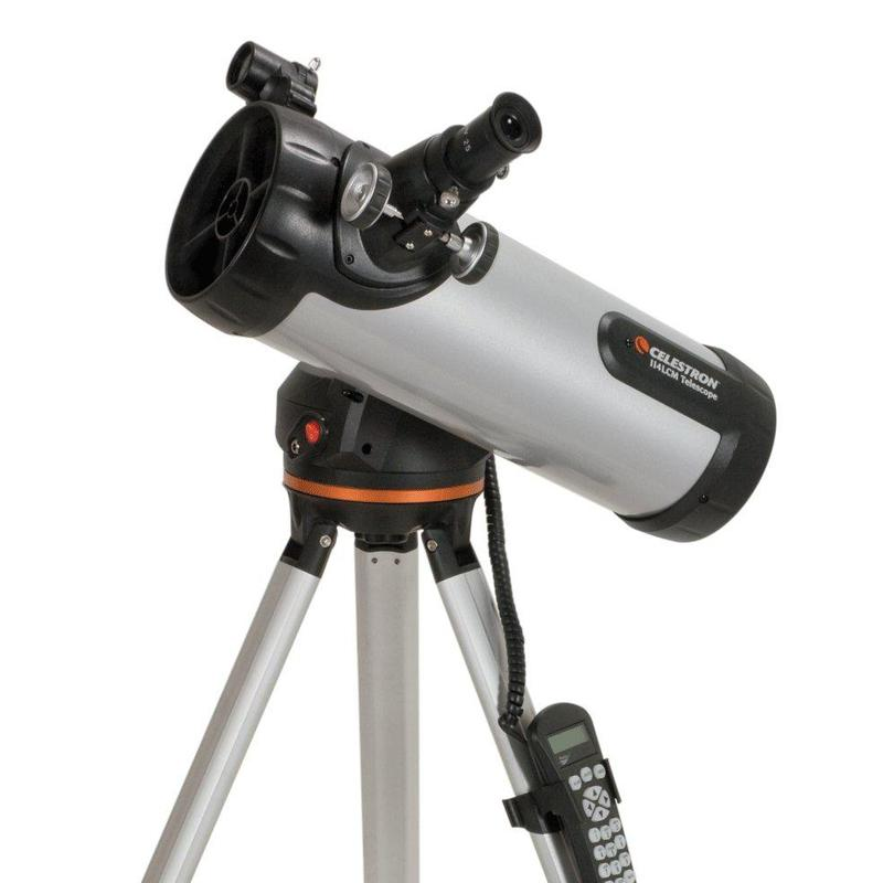Celestron AstroMaster® 114EQ Telescope - Telescopes [item # 31042]