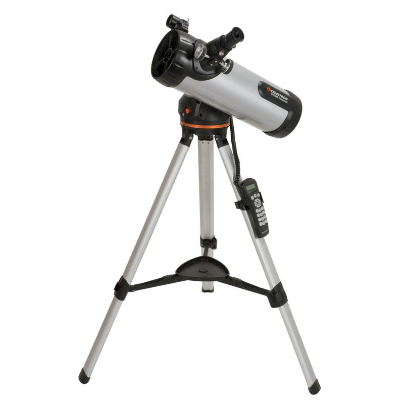 Celestron Firstscope 114 EQ First Telescope 31044