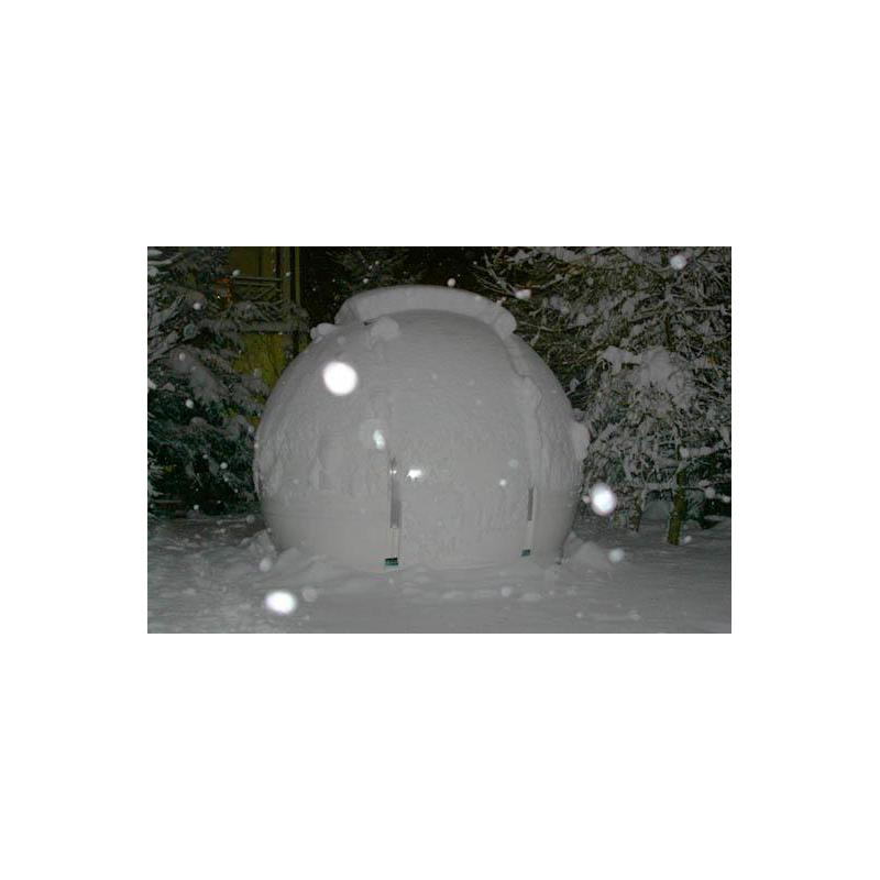 Omegon sternwarten kuppel 3m durchmesser v3 for Stahlwandpool 3m durchmesser