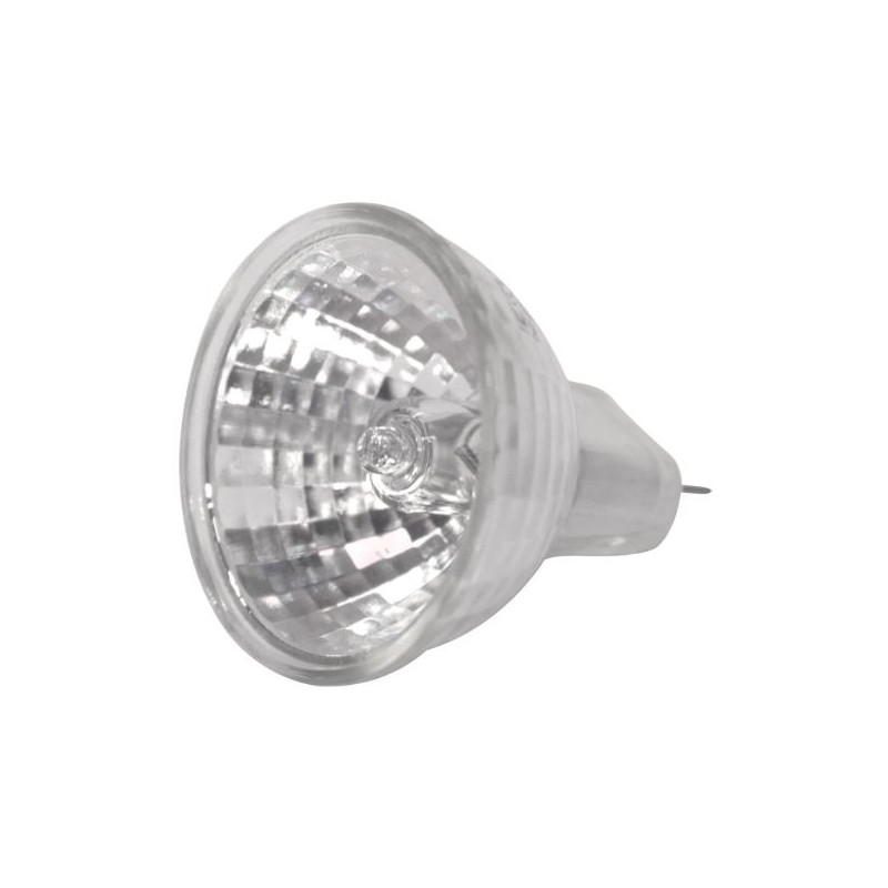 optika lampe halog ne 12v 20w avec miroir dichro que. Black Bedroom Furniture Sets. Home Design Ideas