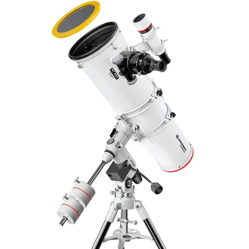 Meade Bresser Messier R80 Telescope (White) (225 x 80mm) Support