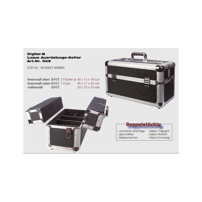bilora luxus alu koffer digital b ii. Black Bedroom Furniture Sets. Home Design Ideas