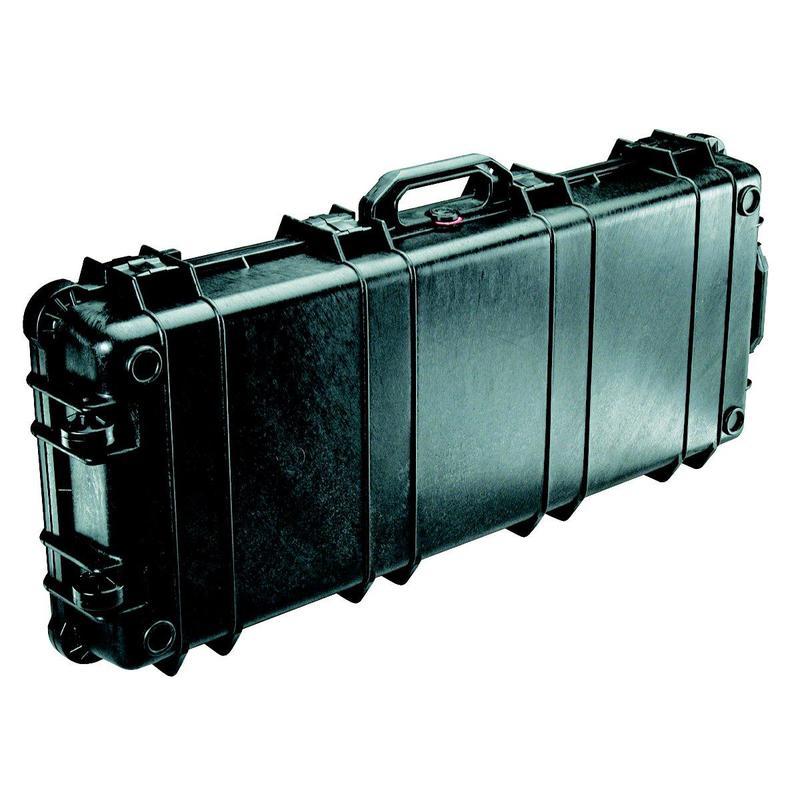 peli valise m1700 noire sur roulettes avec mousse. Black Bedroom Furniture Sets. Home Design Ideas