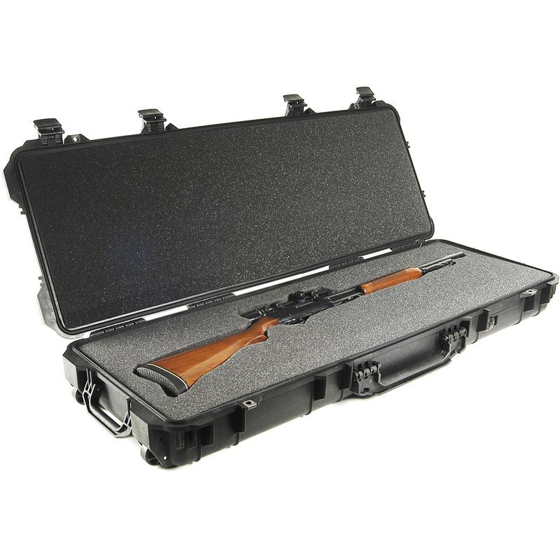 PELI Valise M1720 noire sur roulettes, avec mousse