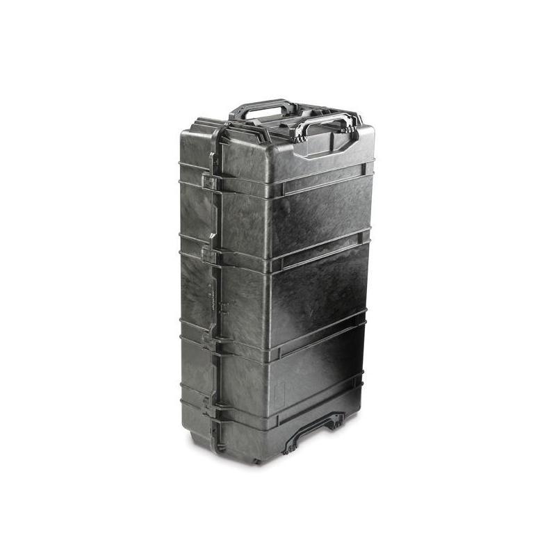 peli koffer m1780 schwarz mit schaumstoff inkl rollen. Black Bedroom Furniture Sets. Home Design Ideas