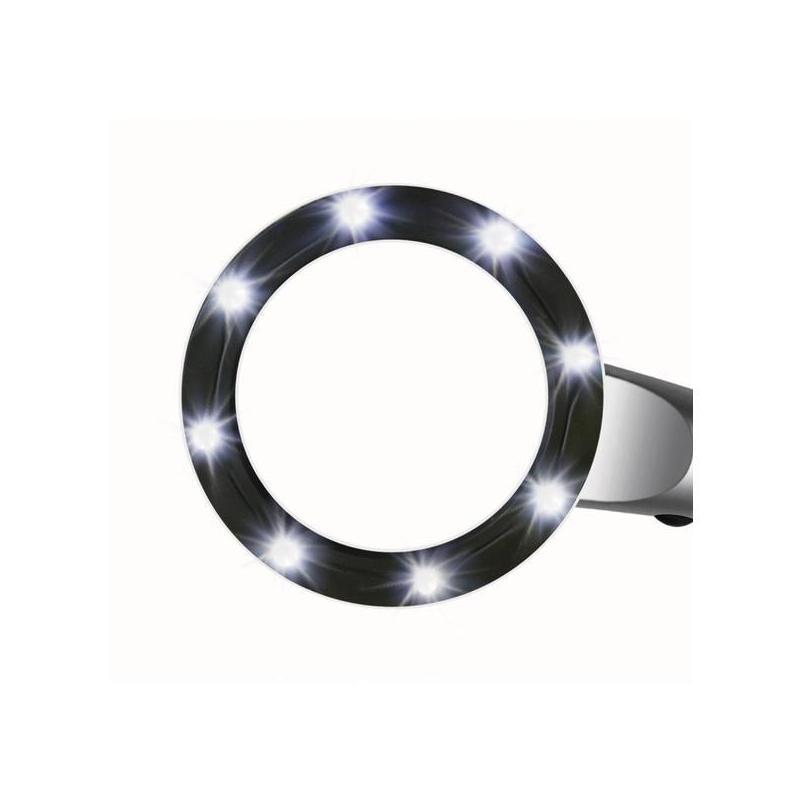 Bresser Lupa LED z oświetleniem 2,5x, 55mm 71c1e02f39