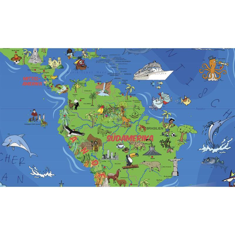 Wenschow verlag childrens world map xxl german gumiabroncs Image collections