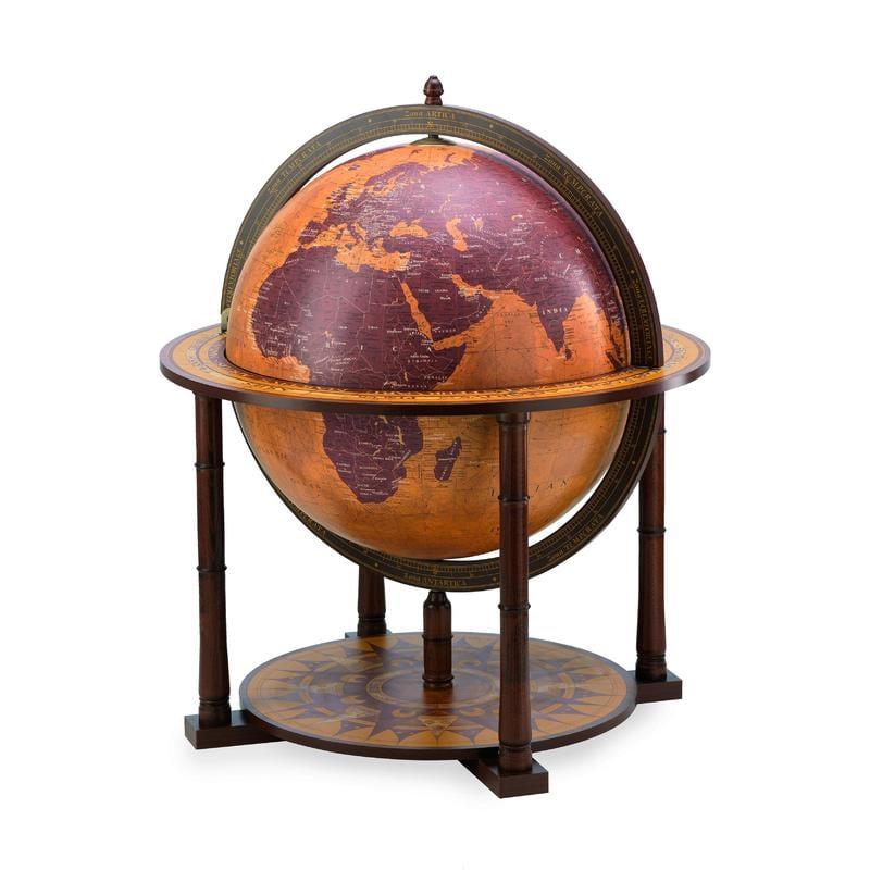Глобус бар современная карта