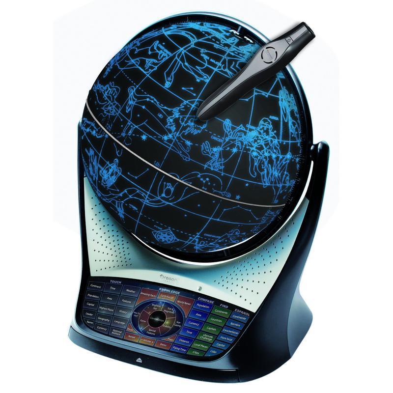 oregon scientific smart globe manual