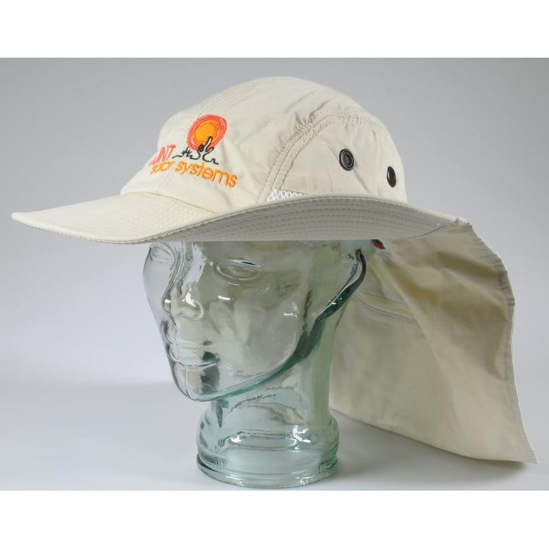 Lunt Sonnenhut mit Nackenschutz für die Sonnenfinsternis in den USA
