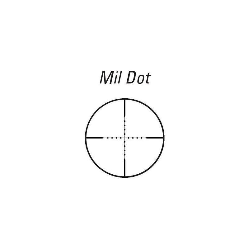 tasco mil dot scope instructions
