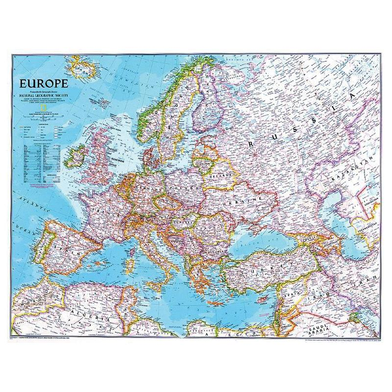 National Geographic Continent map Europe politically on countries map, landforms map, asia map, equator map, lakes map, india map, country map, capital map, region map, canada map, state map, china map, usa map, africa map, hemisphere map, australasia map, prime meridian map, county map, america map, world map, ocean map, australia map, us map, outline map, political map, russia map, time zone map,