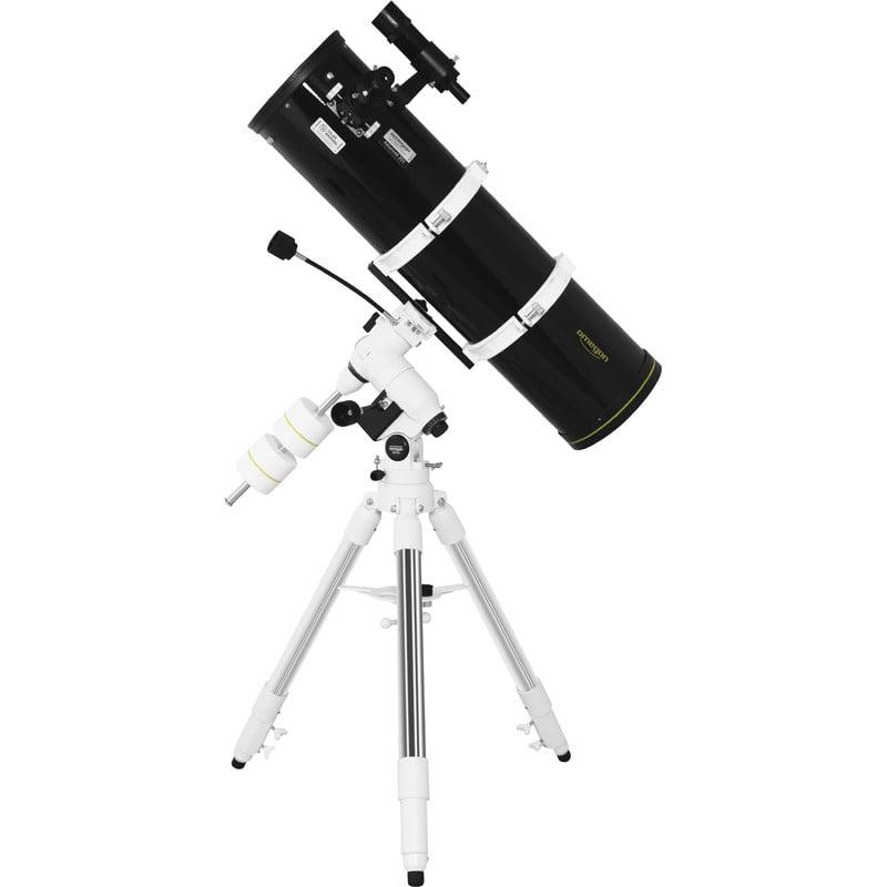 Mit den neuen Omegon Advanced Teleskopen in 152mm und 208mm gelingt ein optimlaer Einstieg in die Himmelsbeobachtung