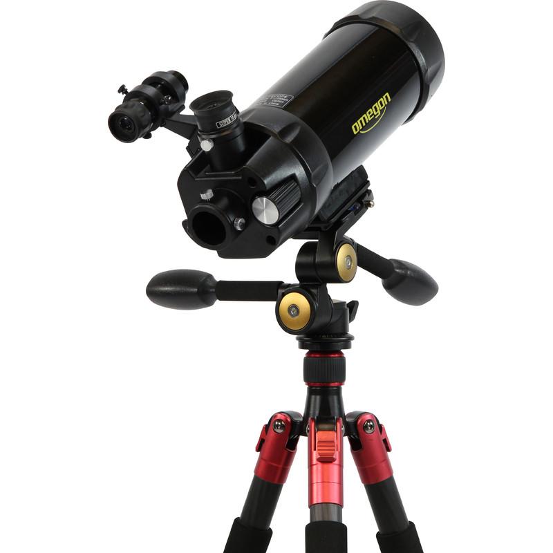 Nutzen Sie das Omgeon MC90 als Teleskop oder als Spektiv auf einem Fotostativ
