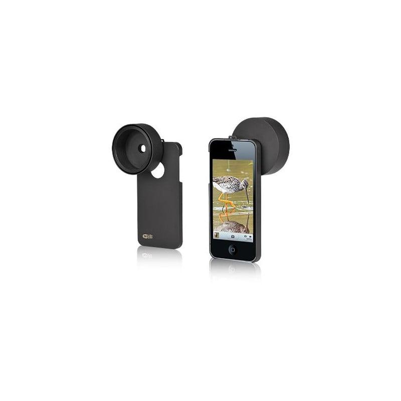 Meopta adaptateur meopix pour iphone 5 5s oculaire 42mm for Fenetre zoom iphone x