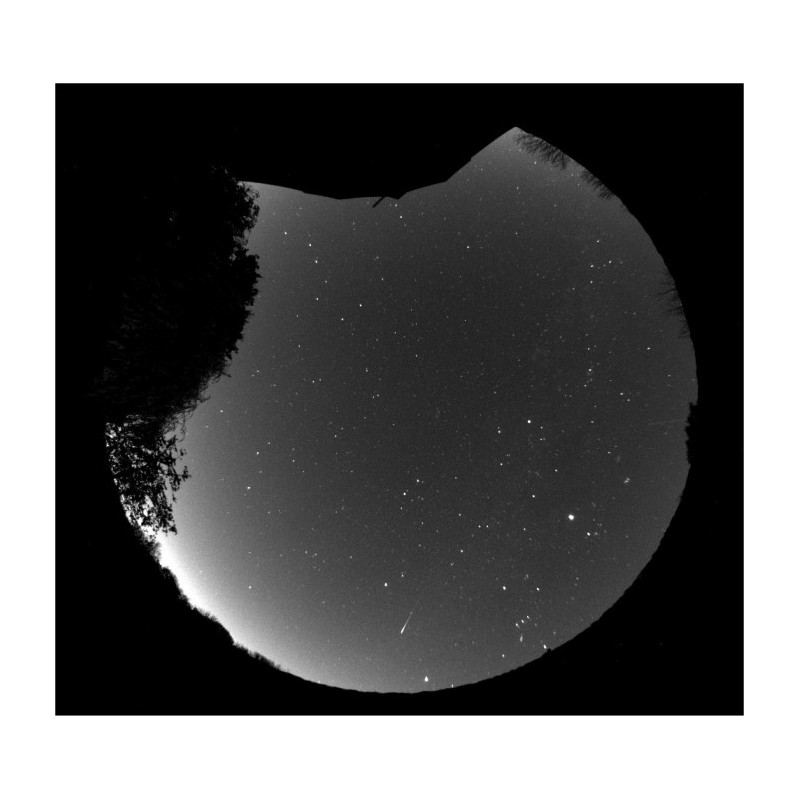 Starlight xpress all sky camera oculus 180