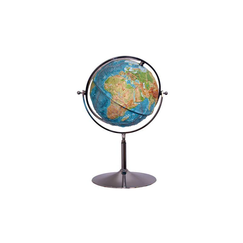geo institut globe terrestre en relief. Black Bedroom Furniture Sets. Home Design Ideas
