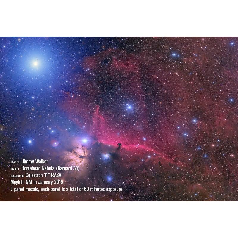 Celestron Telescope Astrograph S 279/620 RASA CGE Pro GoTo