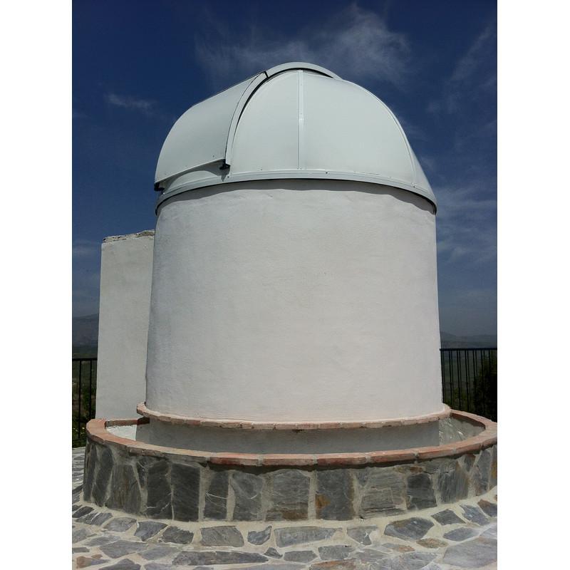 Купол обсерватории своими руками 38